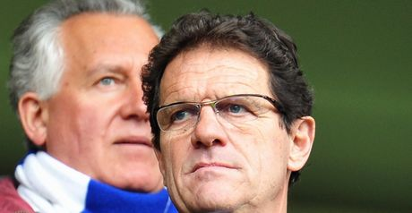 Capello: Thailand friendly