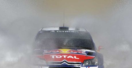 Ogier: Leads by 21.1 seconds