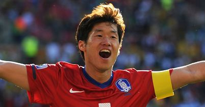 Park: Retiring from international football