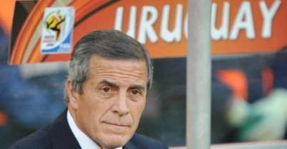 Tabarez: Impressed by Holland
