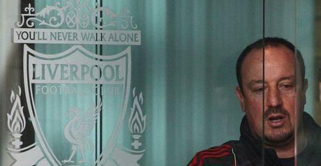 Benitez: Liverpool exit