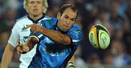 Du Preez: Injury blow