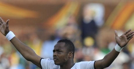 Ayew: Rising star