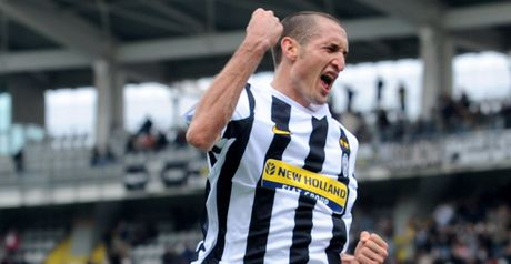 Chiellini: Set for new deal