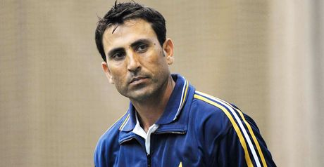 Younus: left out
