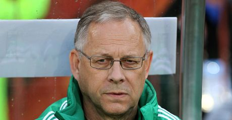 Lagerback: Has turned down Nigeria deal