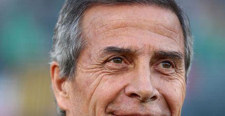 Tabarez: Proud of Uruguay