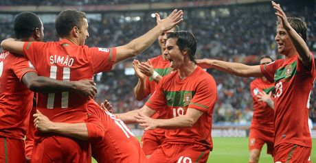 Portugal: Highest-rated team so far