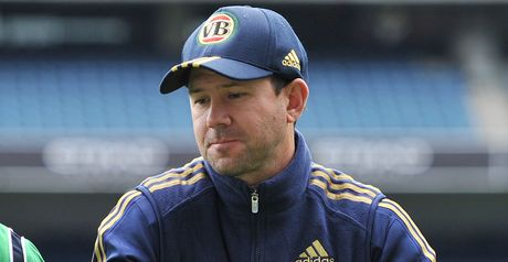 Ponting: Hopes player will rise to challenge