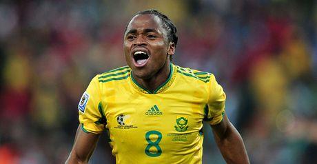 Tshabalala : Goal celebrations