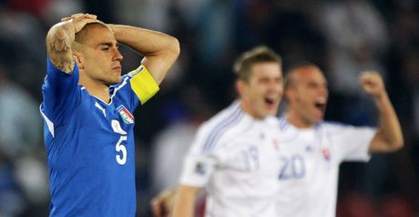Cannavaro: Bowing out