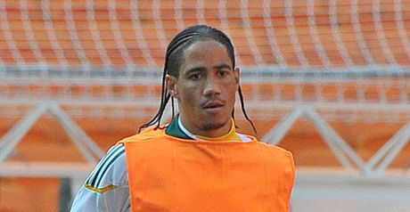 Pienaar: Doubtful for South Africa's game against Egypt due to knee problem