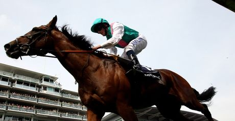 Workforce storms to Epsom Derby glory back in June