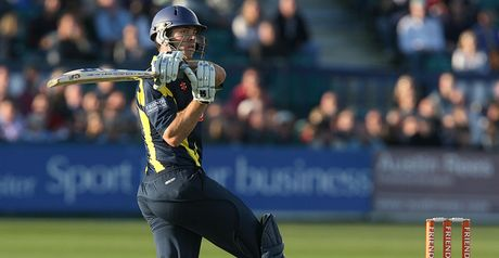 Franklin: Gloucestershire star