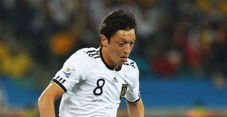 Ozil: Looks a real player