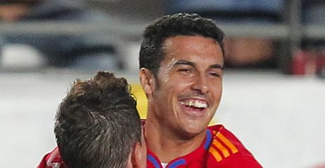 Pedro: New Barca deal