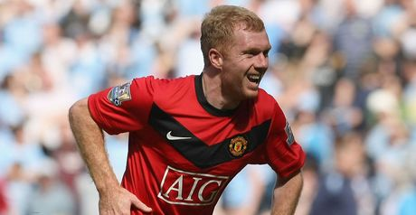 Scholes: One more year