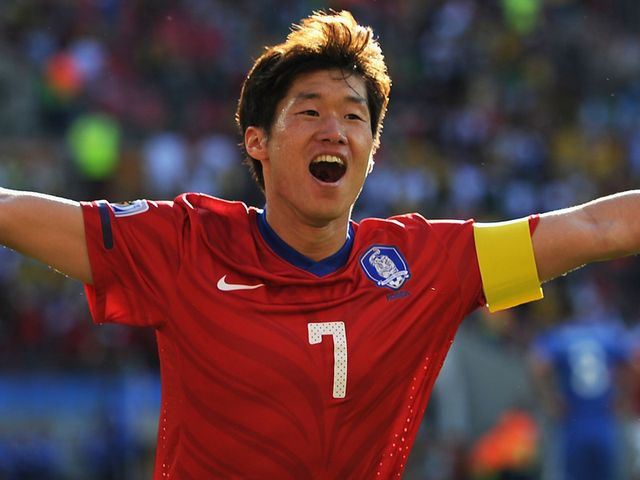 Park Ji-sung - last-four target.