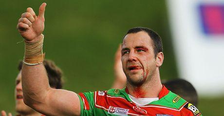 Morley: Cruel blow