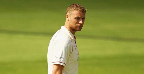 Flintoff: Out for the season