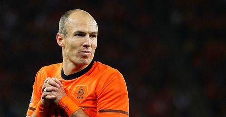 Robben: Hamstring tear