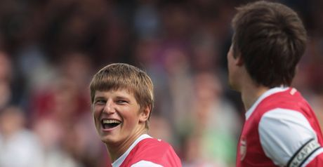 Arshavin: Rovers return