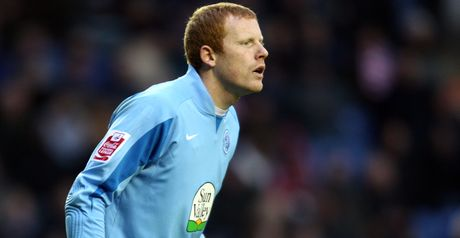Craig Samson: Won a surprise call-up to the Scotland after David Marshall pulled out