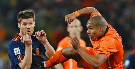 De Jong: No regrets