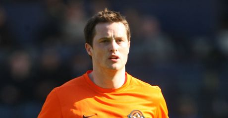 Daly: Scored for Dundee United