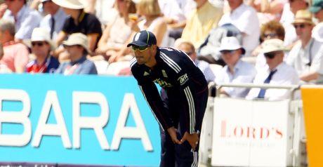 Pietersen: Thigh injury