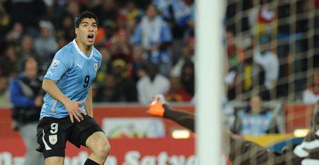 Suarez: One-match ban