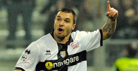 Bojinov: Parma bound
