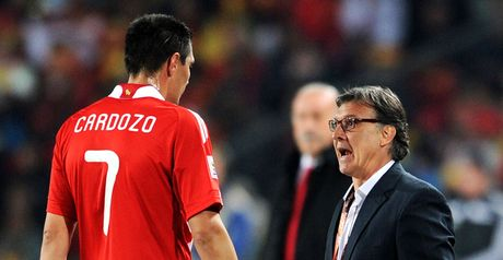Martino: Disappointed