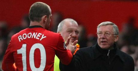 Ferguson: No issues over Rooney or Evra ahead of Sunday's showdown with Chelsea