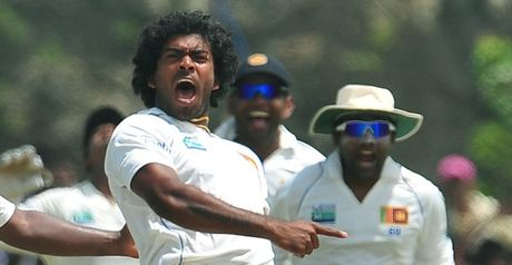 Malinga: called time on Test career due to knee problem