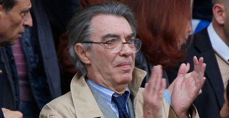 Massimo Moratti: Wants people to accept Balotelli for who he is