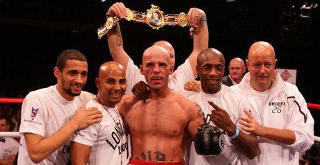 Rhodes: Title chance
