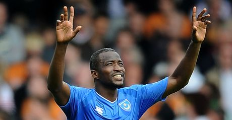 Utaka: On verge of Pompey exit