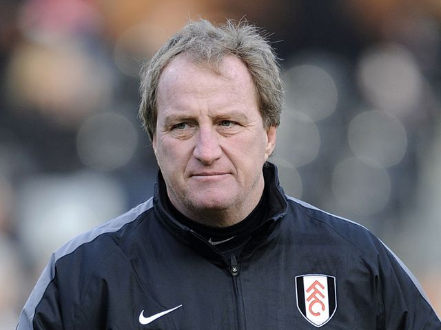 Ray Lewington: Delighted to join Hodgson's coaching staff
