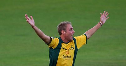 Broad: Available for t20 finals day