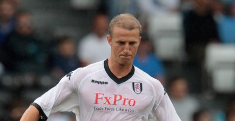 Hangeland: Scored at both ends