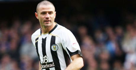Higdon: Striker has left St Mirren for SPL rivals Motherwell