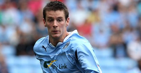 Jutkiewicz: Netted a second-half penalty for Sky Blues