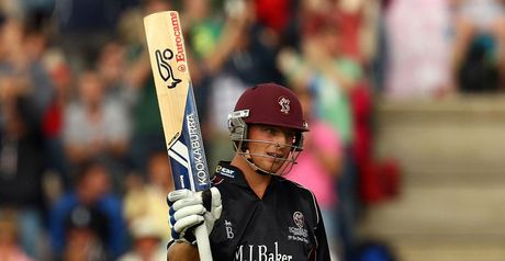 Buttler: Big-hitting knock for Somerset