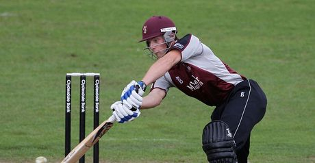Buttler: came through the ranks at Somerset