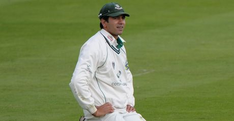 Solanki: called time on reign as Worcestershire captain