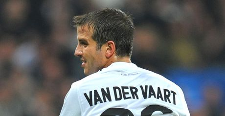 Van der Vaart: Spurs switch