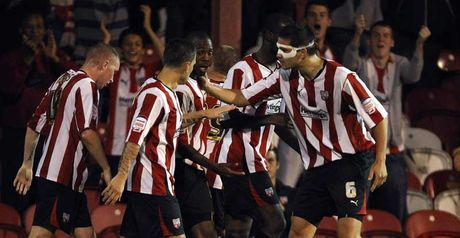 Brentford: Penalty triumph