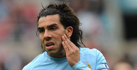 Tevez: Coming to Toon