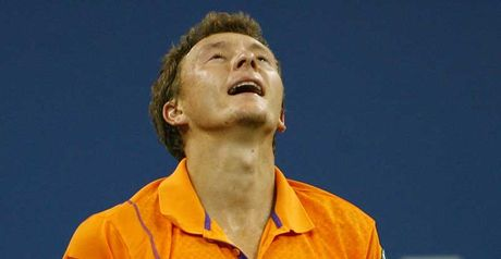 Denis Istomin: Suffered shock three-set defeat to Lukasz Kubot